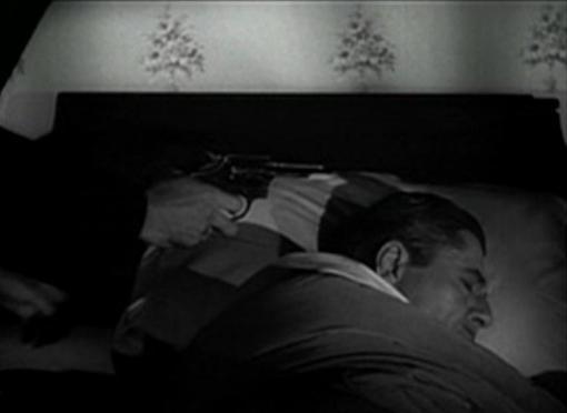 Warner Baxter in Crime Doctor's Warning
