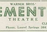 Clementon Theatre