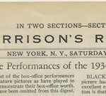 Harrison's Reports May 4 1935 masthead