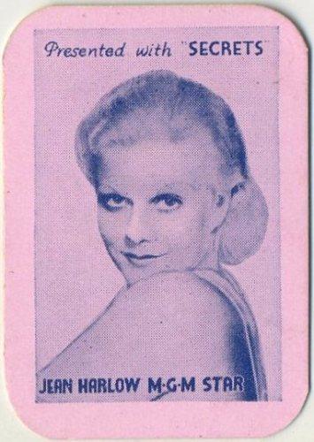 Jean Harlow 1935 Secrets