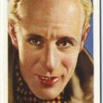 Leslie Howard 1935 Ardath Tobacco Card