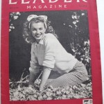Marilyn Monroe Leader Magazine Apr 13 1946