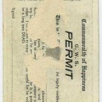 George White's Scandals of 1924 Permit Cards – Louise Brooks