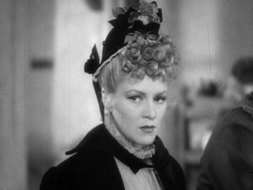 Claire Trevor in Stagecoach