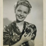 Marjorie Reynolds 1940s Publicity Still Photo