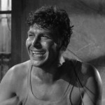 Andy Griffith at the start of A Face in the Crowd