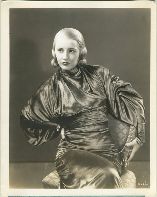 Barbara Stanwyck Early 1930s Warner Brothers Press Photo