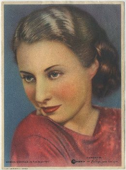 Barbara Stanwyck Umbrin color premium