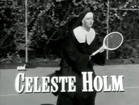 Celeste Holm in Come to the Stable