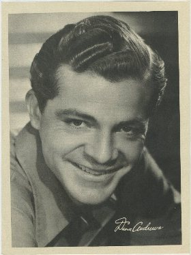 Dana Andrews 1946 Motion Picture Magazine Premium Photo
