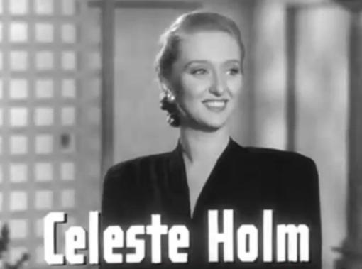 Celeste Holm in Gentlemans Agreement