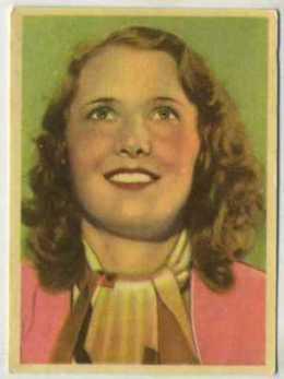 Barbara Stanwyck Cigirillos Okey Card