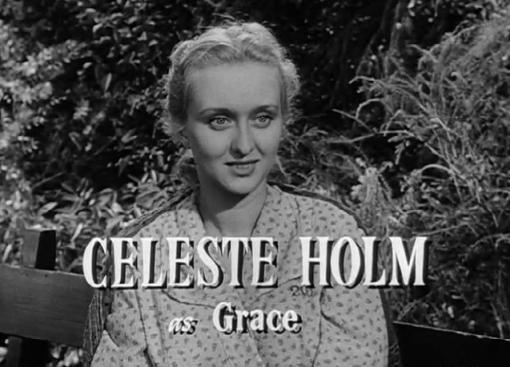 Celeste Holm in The Snake Pit