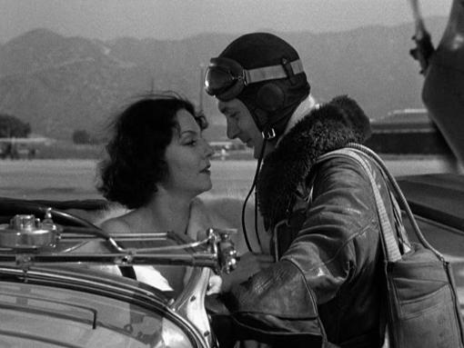 Dorothy Burgess and Robert Montgomery