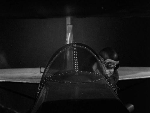 Robert Montgomery in NIght Flight