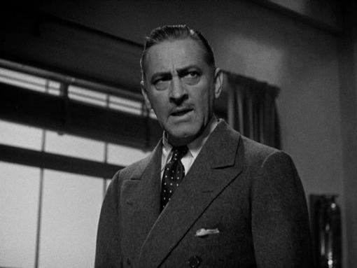 John Barrymore in Night Flight