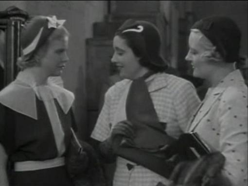 Jean Muir, Kay Francis, Verree Teasdale