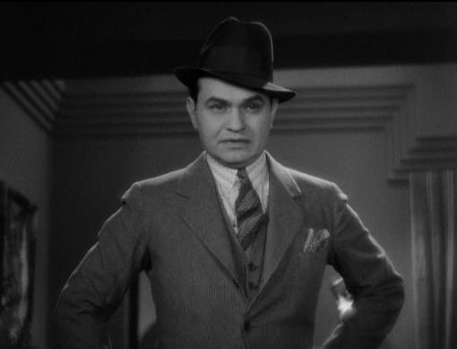 Edward G. Robinson in Smart Money