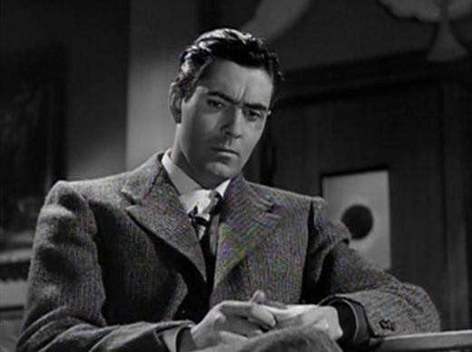 Tyrone Power in Johnny Apollo