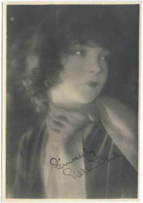 Lillian Gish 1910s era 5x7 Fan Photo