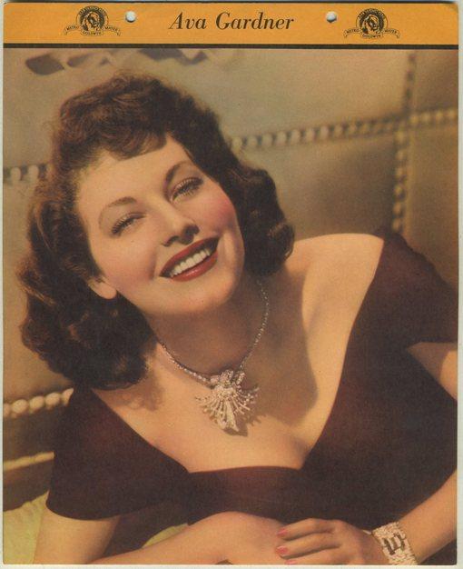 Ava Gardner 1949 Dixie Premium Photo