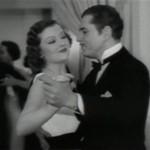 Myrna Loy and Warner Baxter
