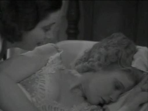 Kay Francis and Jean Muir