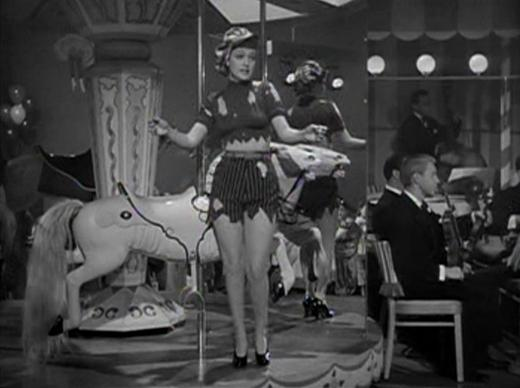 Dorothy Lamour in Johnny Apollo