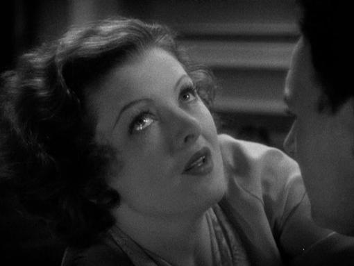 Myrna Loy in Night Flight