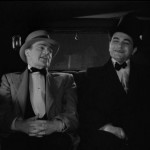 James Cagney and Edward G. Robinson
