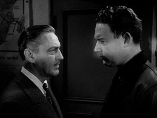 John Barrymore and William Gargan
