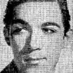 Anthony Quinn 1942 newspaper photo