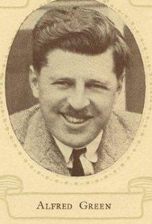 Alfred E. Green, 1923 photo