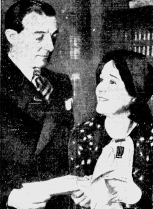 Cecil Llewellyn and Lilian Mae Bartholomew