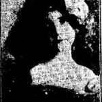 Dorothy Gish 1906 Newspaper Clipping