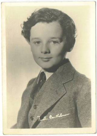 Freddie Bartholomew 1930s5x7 Fan Photo