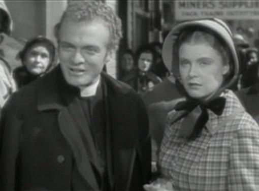 Van Heflin and Jean Muir