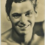 Johnny Weissmuller 1930s Film Weekly Postcard