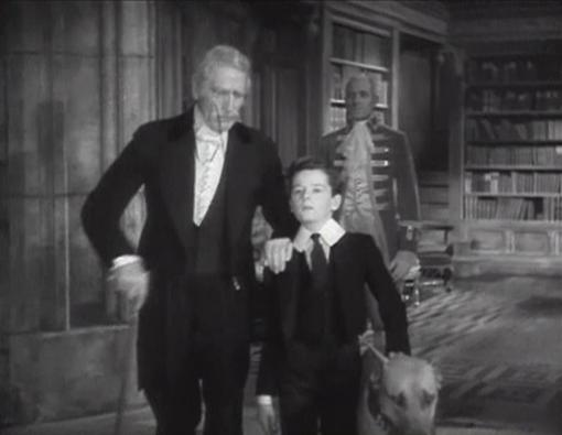 C. Aubrey Smith and Freddie Bartholomew in Little Lord Fauntleroy