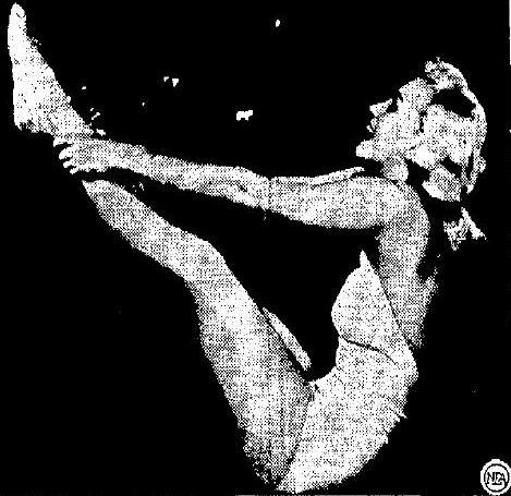 Marilyn Monroe El Paso Herald 1948