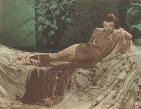 Myrna Loy 1930s Films Selectos Cuban Movie Magazine Premium Photo