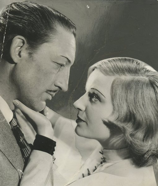 Warren William and Lili Damita