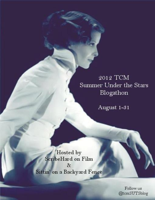 Click Kate to read new articles about her by other great bloggers taking part in the Summer Under the Stars blogathon