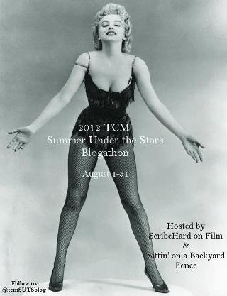 Check out the Summer Under the Stars blogathon by clicking on the Marilyn banner