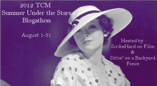 Check out the Summer Under the Stars blogathon by clicking on the Myrna Loy banner