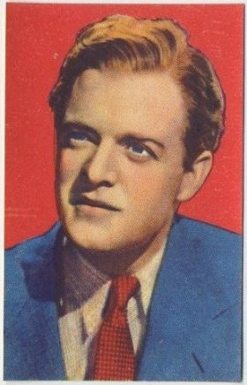 Van Heflin 1951 Artisti del Cinema Card - click to see more