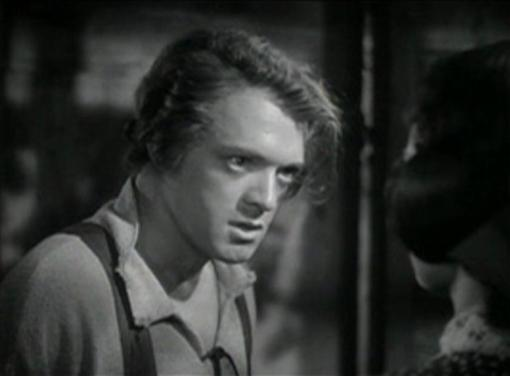 Van Heflin as young Tennessee Johnson