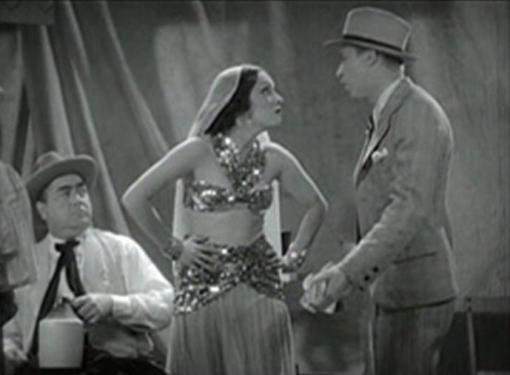 Eugene Pallette, Lupe Velez and Lee Tracy