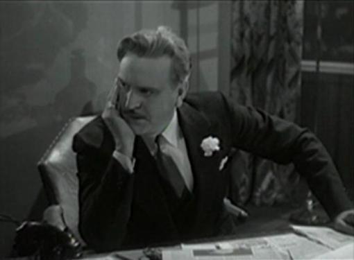 Frank Morgan in The Half Naked Truth
