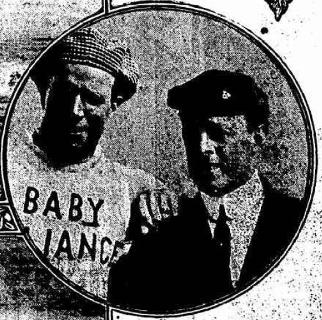 Wally Van in The Sun, 1912